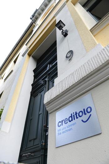 creditolo GmbH - Unsere Geschäftsräume in Halle (Saale) - Außenansicht