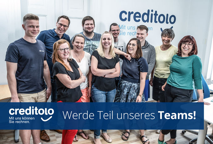 Jobs bei creditolo - Jetzt bewerben
