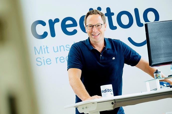 Christoph zur Nieden - Geschäftsführer creditolo GmbH