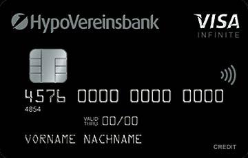 Für diese Kreditkarte müssen Sie mindestens 1 Mio. EUR bei der Bank anlegen