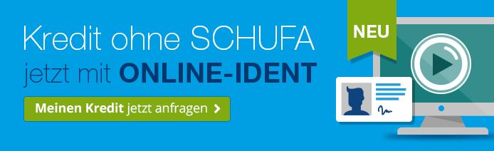 Online Ident Jetzt Bei Krediten Ohne Schufa