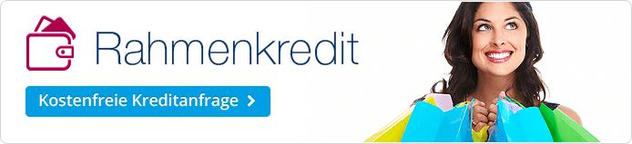 Rahmenkredit abrufen