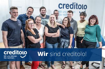 Wir sind creditolo