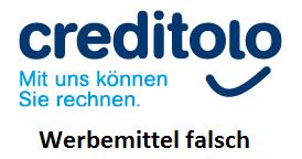 Gratis Creditolo Kreditangebot anfordern (hier klicken)!